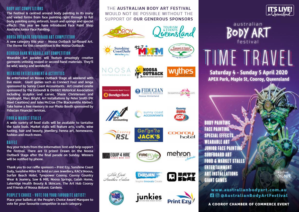 Australian Body Art Festival Australian Body Art Festival